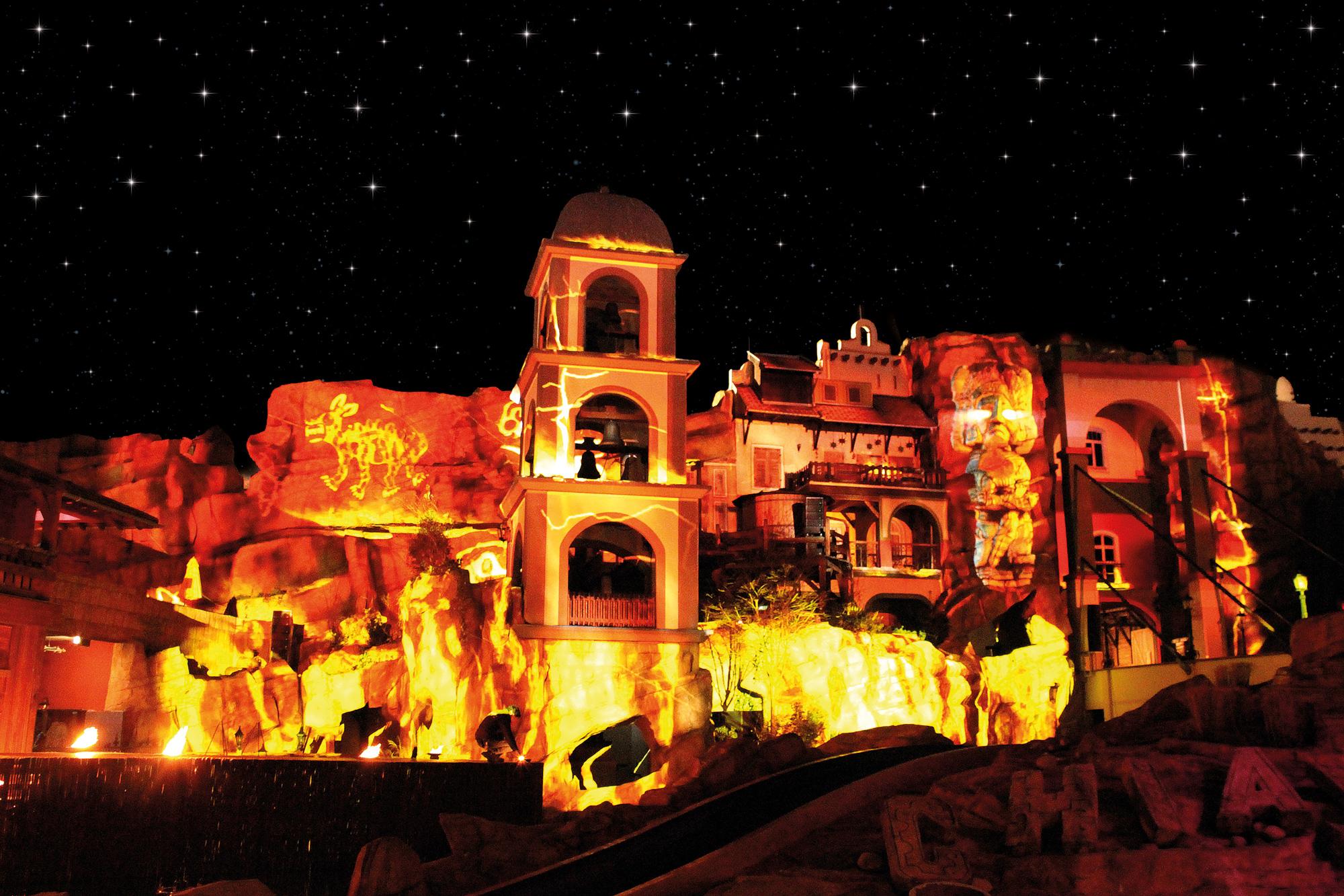 Tiempo de Fuego - Eine atemberaubende Licht- und Feuershow voller Mystik und Magie