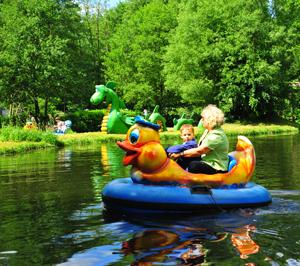 Familienspaß mit den Funny Boats