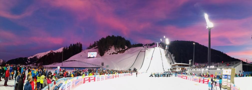 Nordische Schi-WM Innsbruck & Seefeld