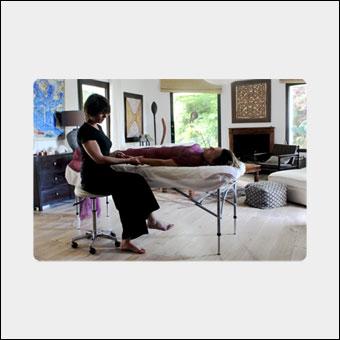massage à domicile dans le Morbihan aux environs de la Trinité sur mer