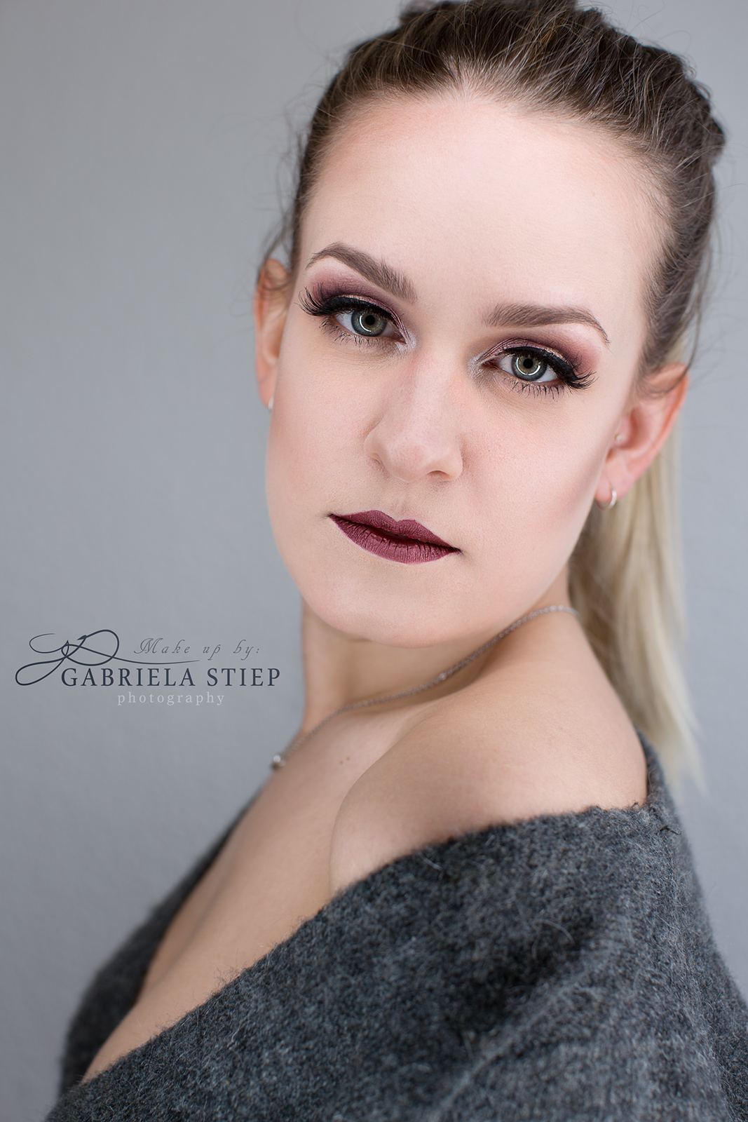 Abend Make up von Anna (Cut crease)