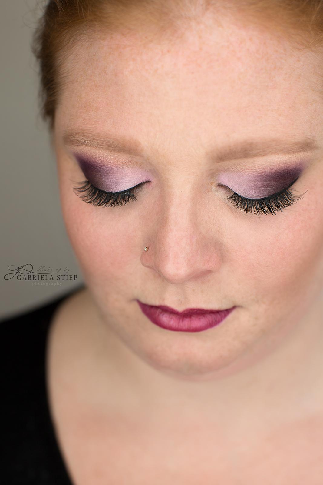 Abend Make up von Ramona