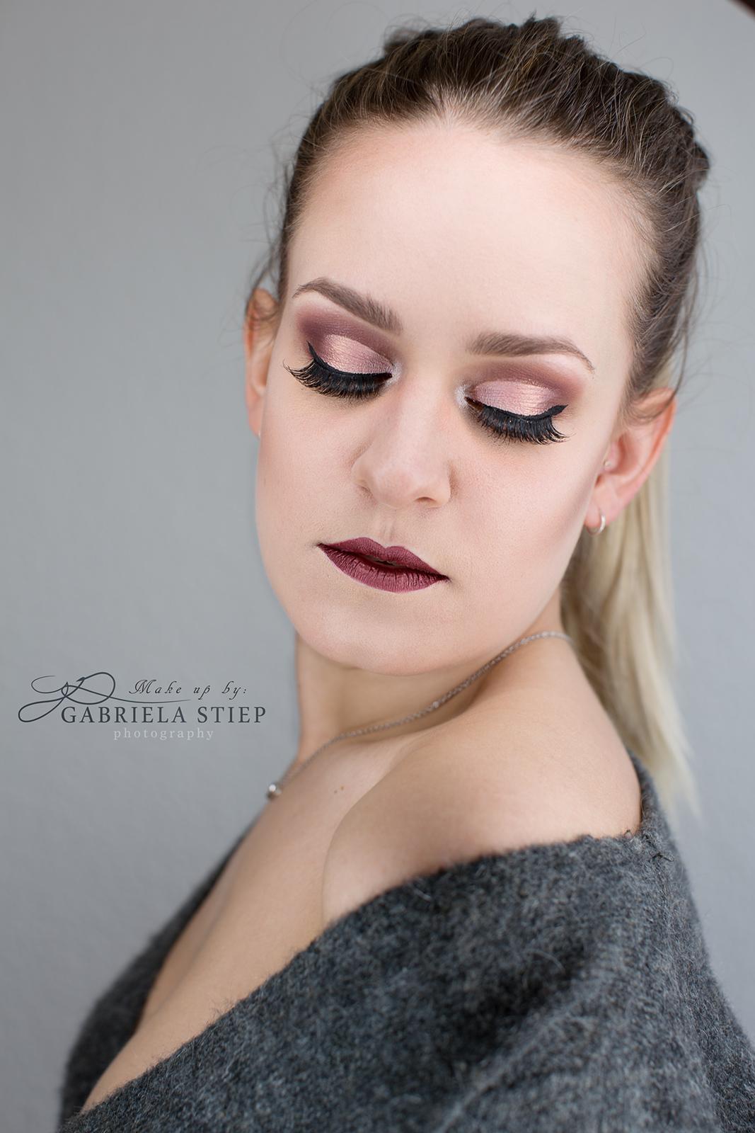 Abend Make up von Anna