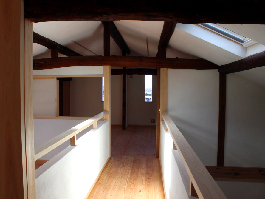 桜井市「箸中の家」再生