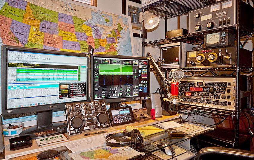 Радиолюбители картинки