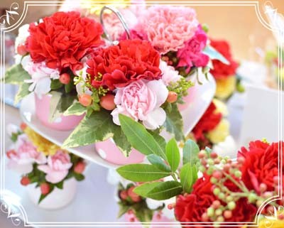 Event and Party flowers