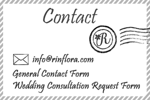 Contact, Wedding consultation form