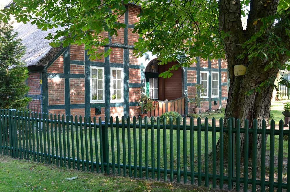 Fachwerk-Bauernhaus