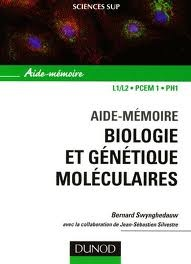 Aide mémoire Biologie et génétique moléculaire