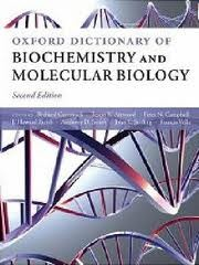 Oxford dictionnary of biochemistry and molecular biology