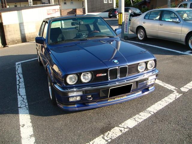 BMW ALPINA C2 - オーナー:I様