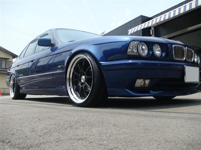 E34 BMW SSR Professor SP3装着 - オーナー:K様