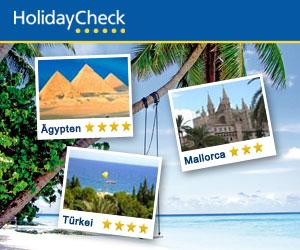 HolidayCheck - Schnäppchen
