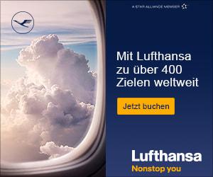 Lufthansa Rail & Fly