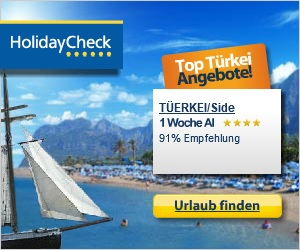 Rail & Fly Corendon - Türkei
