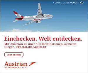 Rail & Fly Austrian - Österreich