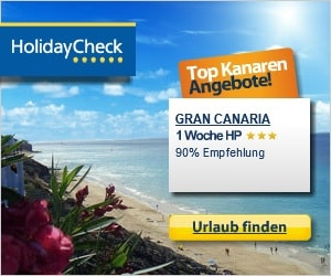Rail & Fly Kanarentours