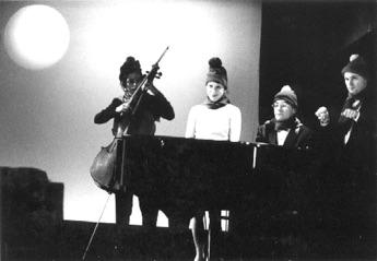 Sophie Morando, Chantal Galiana et Daniel Pabœuf
