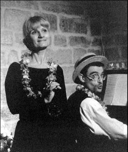 Muriel Petat et Fabrice Boulanger