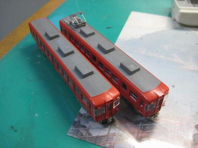 伊予鉄700系新塗装