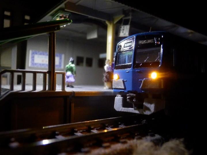 近江鉄道100形 Nゲージ