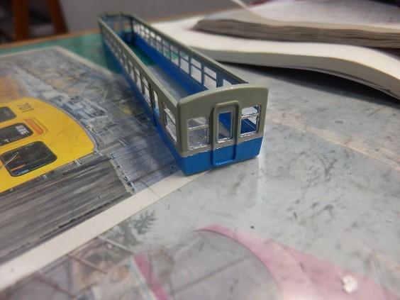 伊豆急 鉄道模型