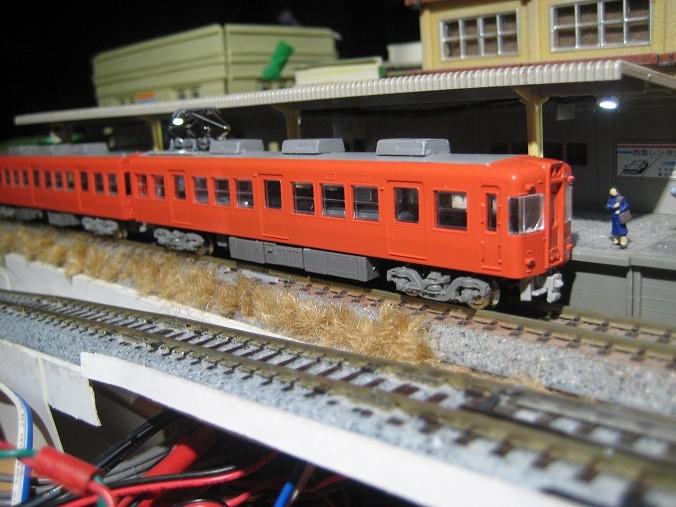 伊予鉄700系単色Nゲージ