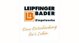 ELKO Putze in Eichstätt, unser Partner: LEIPFINGER / BADER - Ziegelwerke