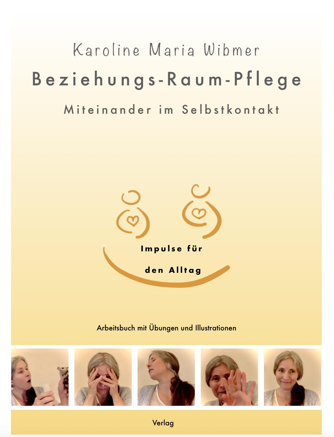 Buch Beziehungs-Raum-Pflege