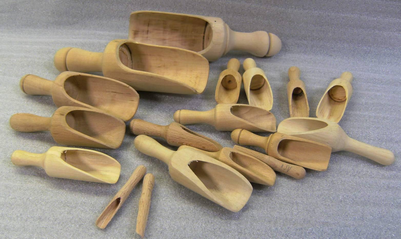 Holz-Schäufelchen