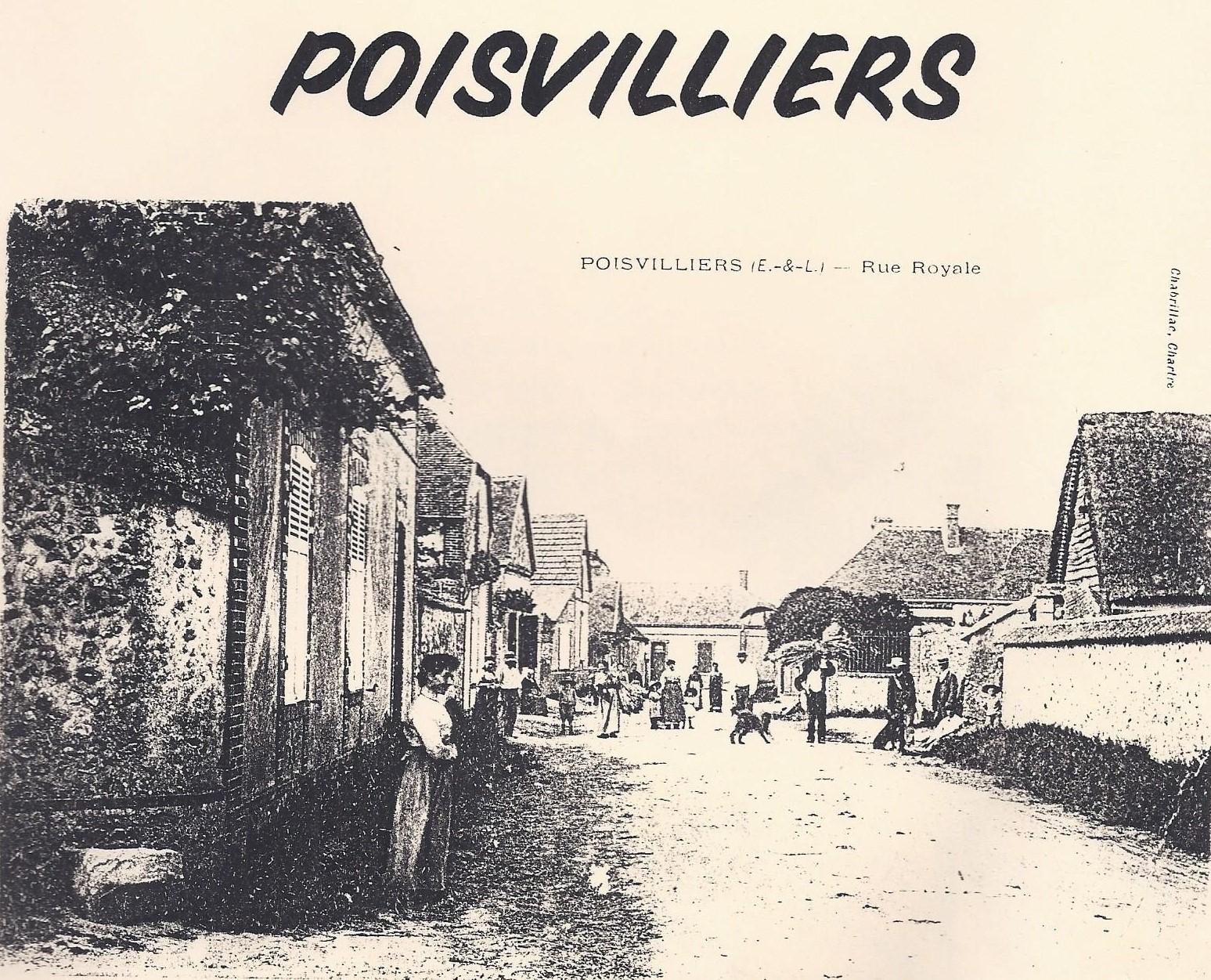 Les métiers de Poisvilliers- Marc (vendredi)