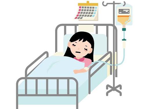 ママの入院
