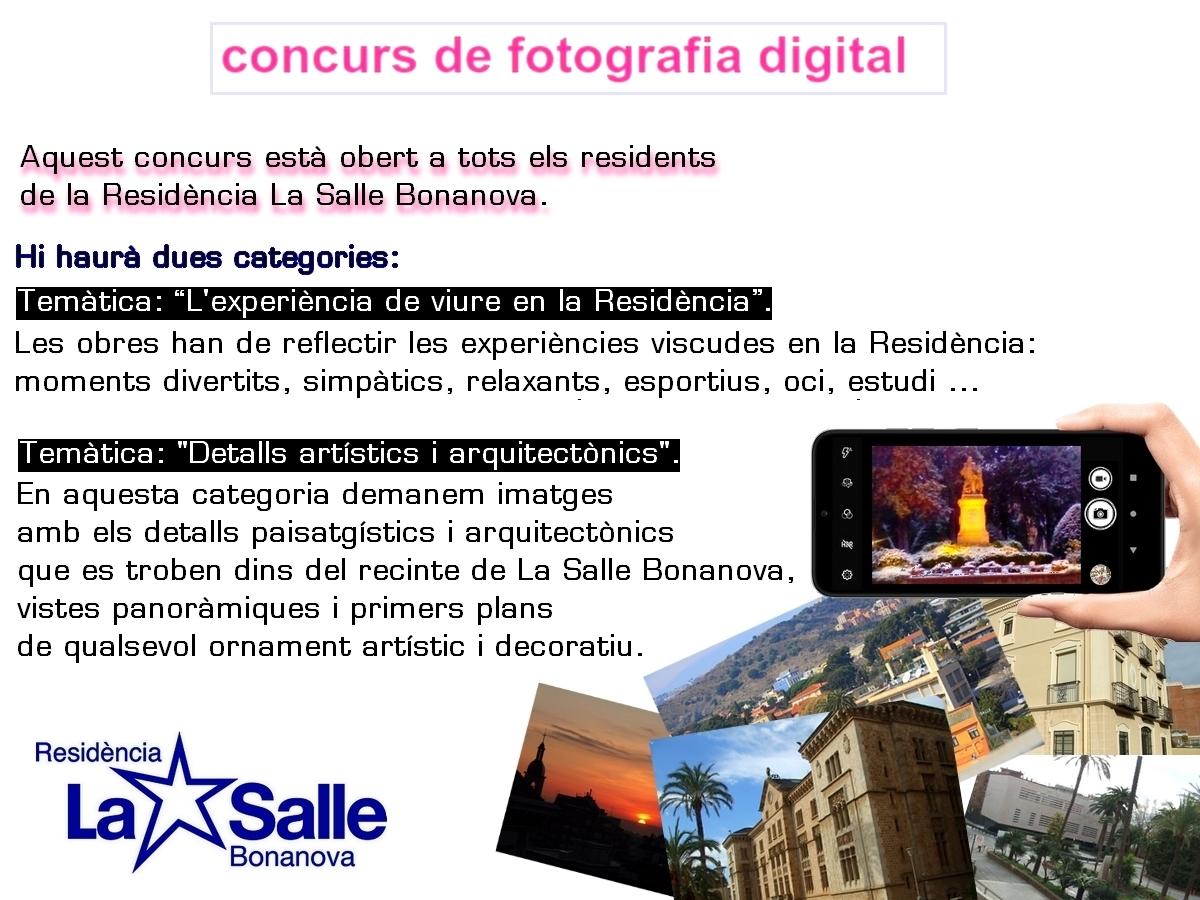 CONCURS DE FOTOGRAFIA DIGITAL