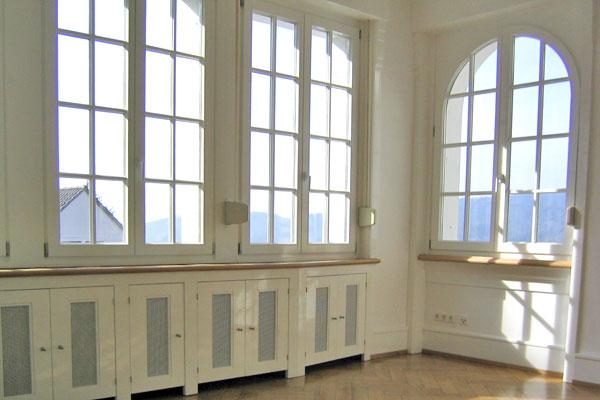 Restaurierung Fenster