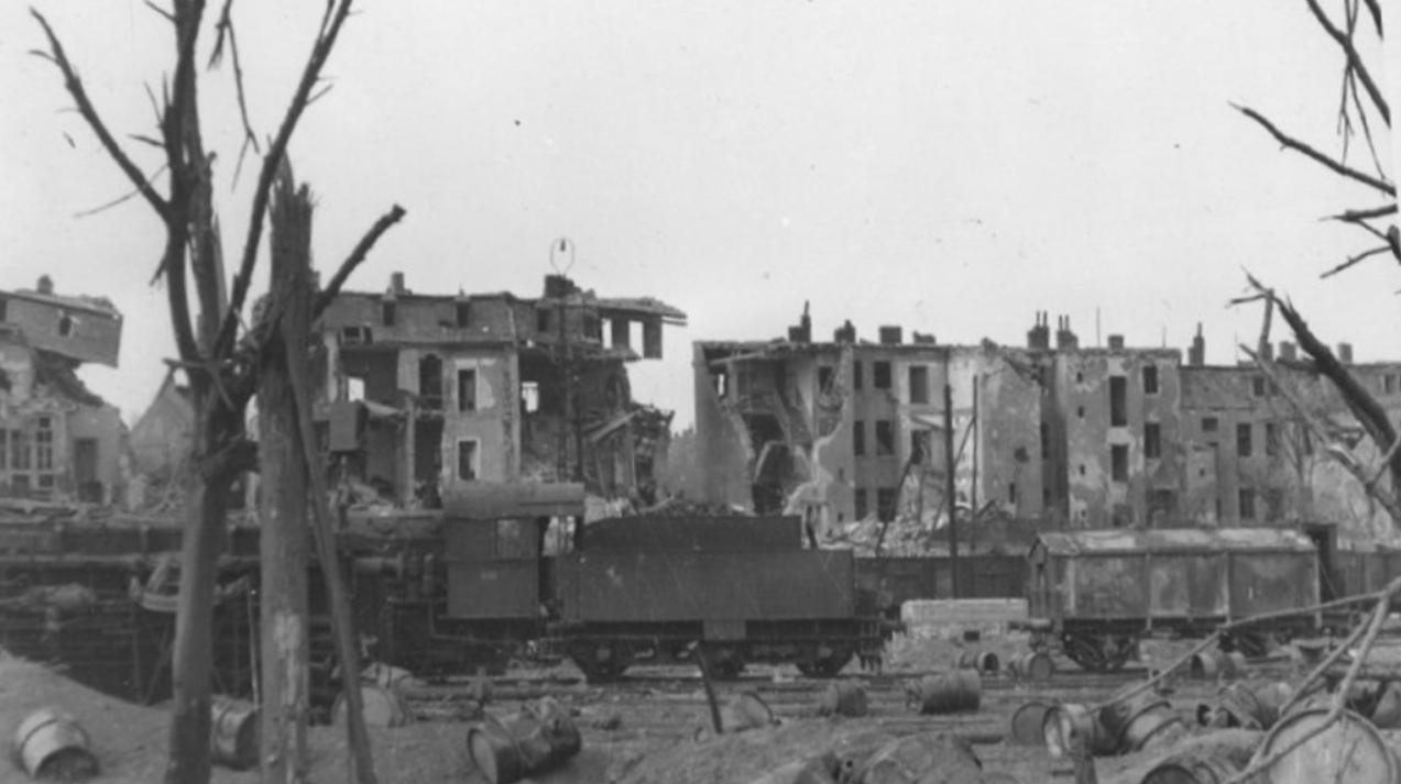 Der Bombengroßangriff auf Bernburg am 11. April