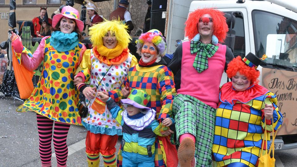 Karnevalisten starten ins letzte Party Wochenende