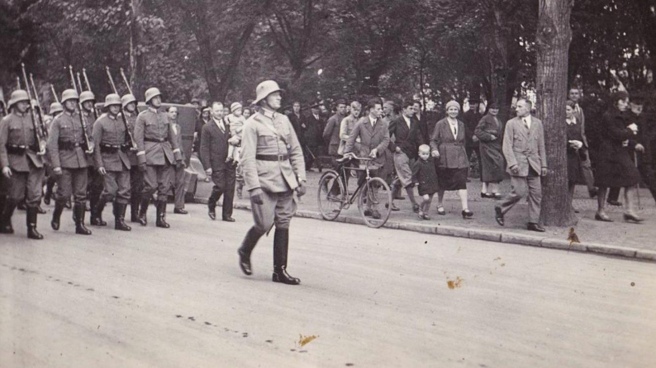 Dokumentation der letzten Kriegstage in der Stadt Bernburg