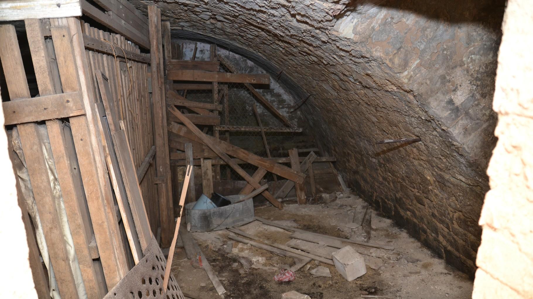 Kugelweg 2 Kellergewölbe