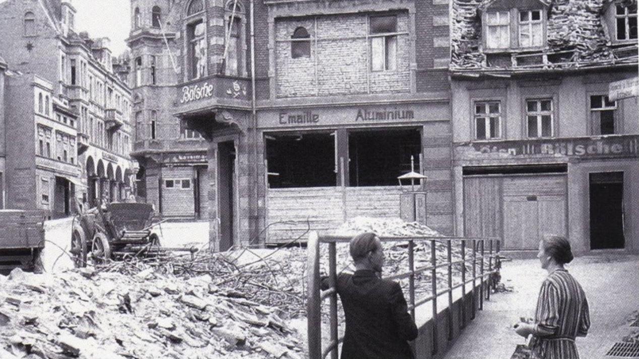 Die Angst vor totaler Zerstörung Bernburgs, der Verlauf des 13., 14., 15. April