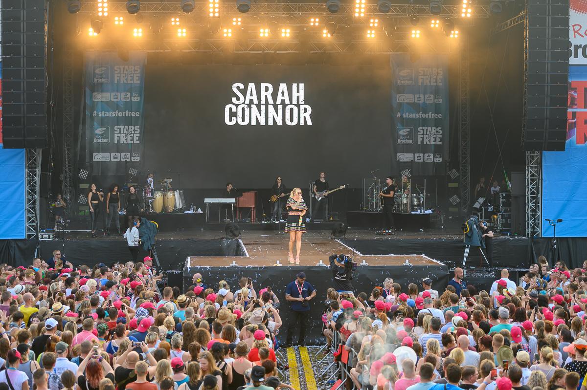 Radio-Brocken-Stars-for-Free-2019 - Sarah Connor
