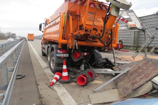 Autobahn - Polizeirevier BAB / SVÜ Börde