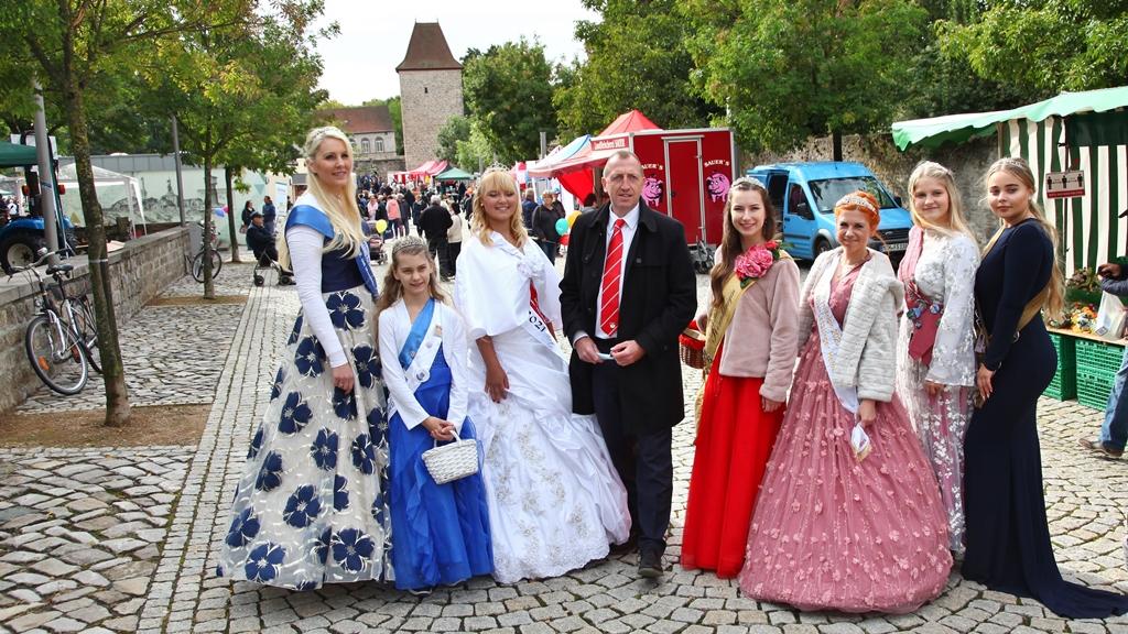 Tag der Regionen in Staßfurt gefeiert