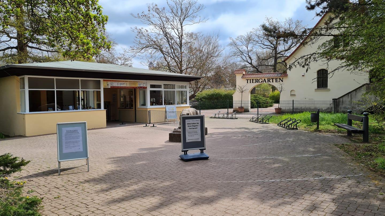 Besucher boykottieren Tiergarten wegen Corona-Test