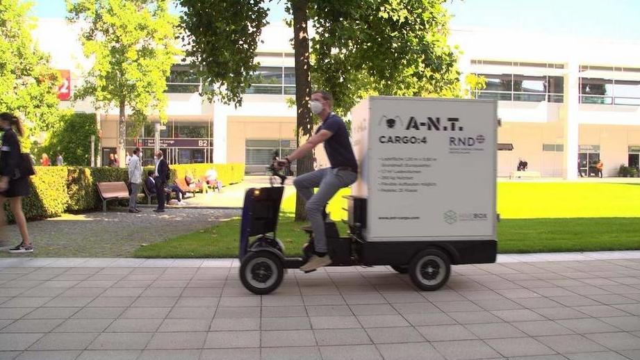 Die IAA Mobility - in München gibt's die großen Premieren