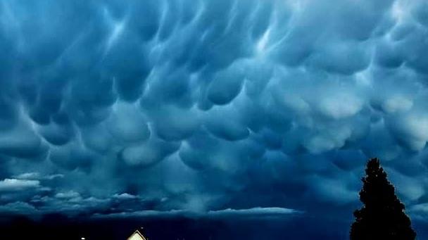 Schauer und schwere Gewitter mit Unwettergefahr