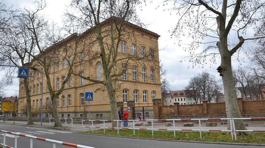 Volksschule I Franz-Mehring
