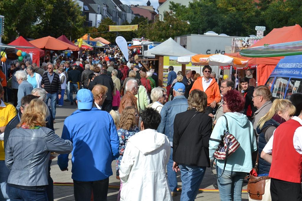 Tausende Besucher am Wochenende in Staßfurt erwartet
