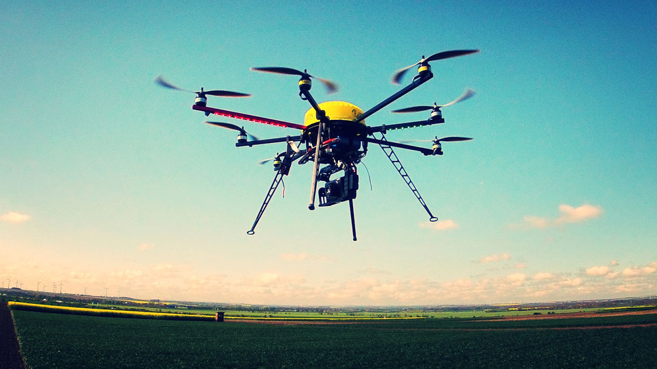 Drohnen im Naturschutz: Regionales Innovationsforum klärte über Einsatzmöglichkeit und Auswirkungen auf