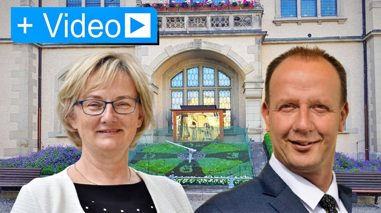 OB-Wahl in Bernburg, Ristow führt deutlich vor Gruschka
