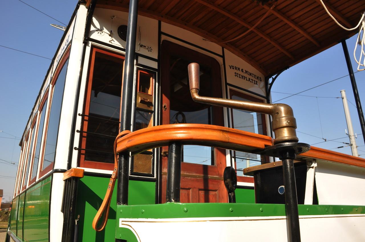 Straßenbahn Bernburg beförderte fast eine halbe Million Fahrgäste im Jahr
